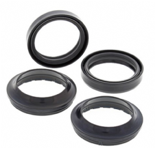 FORK AND DUST SEAL KIT HON/KAW/SUZ/YAM CR125 87-89, CR250/500 85-88, XR650L 93-18, YZ125 1985 (R)